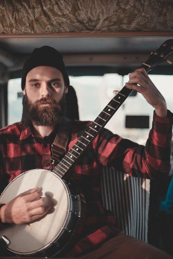 Stort utvalg av banjoer online